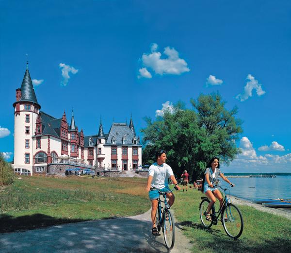 Schloss Klink Mueritz