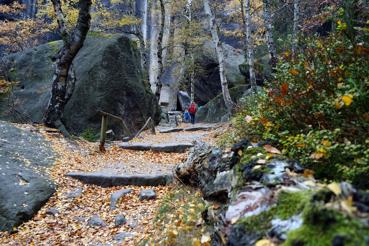 Malerweg Herbst