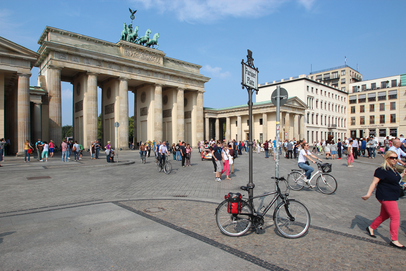Berlin-Mitte Brandenburger Tor